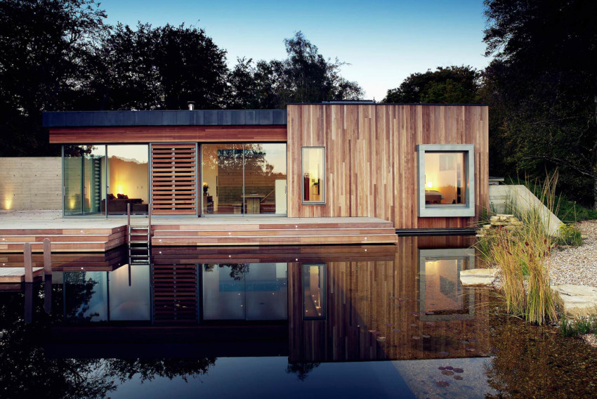 New Forest Eco House