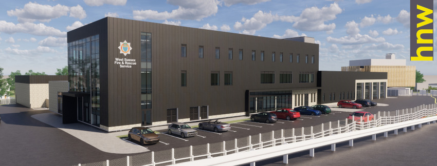 hnw architects firestation proposal blog banner